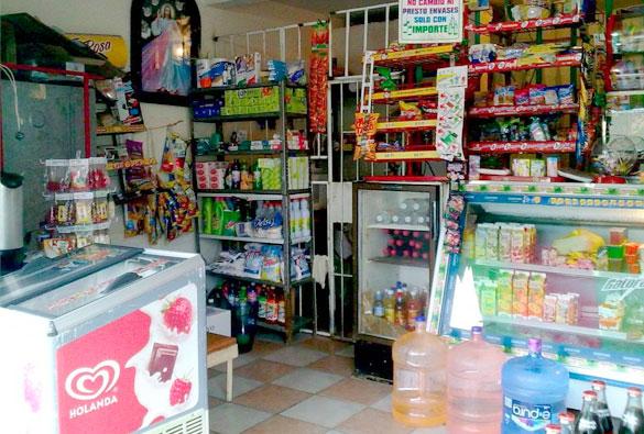 tienda de abarrotes Tiendatek