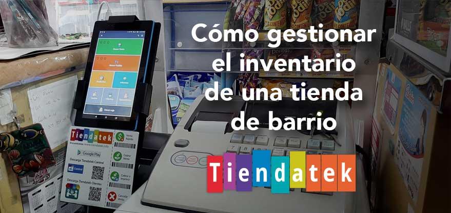 Sistema contable con gestión de inventario